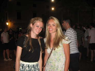 Night out in Dubrovnik