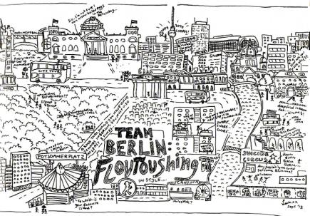 Team Berlin Flourishing Sept 2013