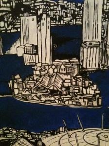 Canary Wharf 2012