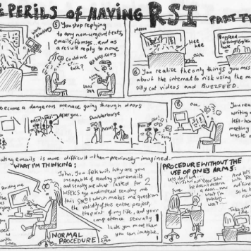 RSI Part 2 Laratheescapeartist 2013