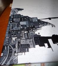 The Shard- in progress