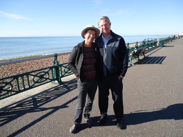 In Brighton