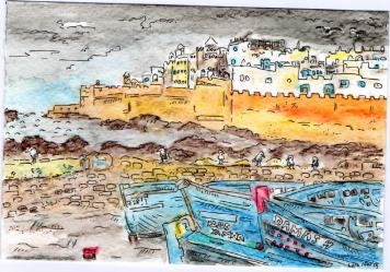 Essaouira Nov 2013 SOLD