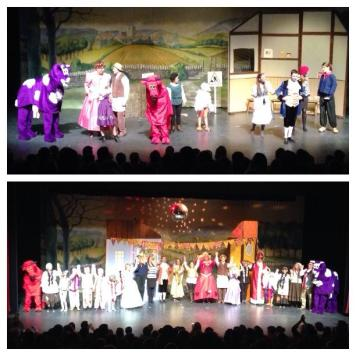 Jack and the Beanstalk Dec 2013