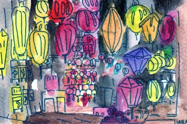 75-Hoi An Lanterns