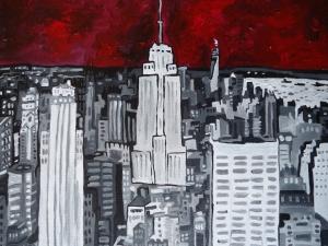 New York City Dec 2013