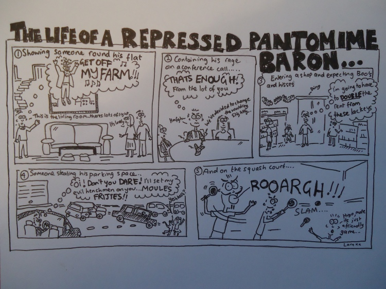 panto baron