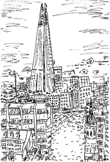 Shard Sketch Dec 2013