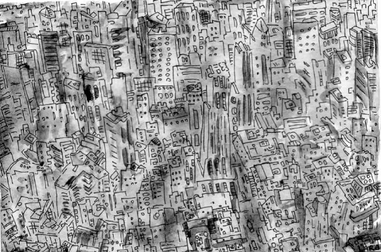 21-Concrete Jungle NYC