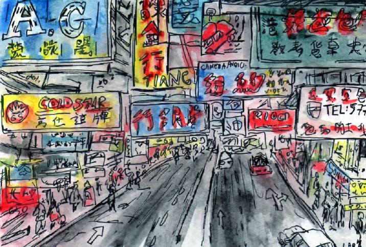 26-Hong Kong streets