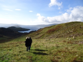 Paul and I Loch Lomond