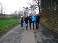 Slow walk in the Ardennes