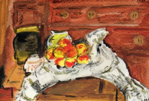 82- Copy of Paul Cezanne Still Life