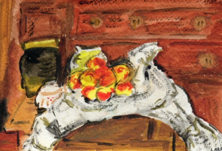 82- Copy of Paul Cezanne Still Life