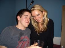 Reese and I (trainee accountants 2006)