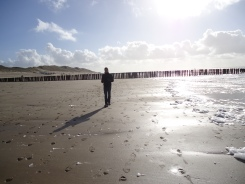 Beach in Zeeland
