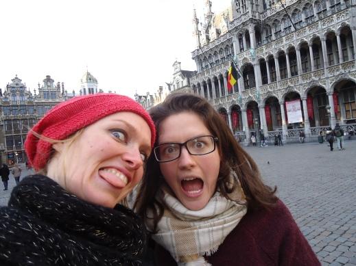 In Antwerp!