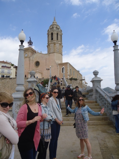 Sitges sightseeing