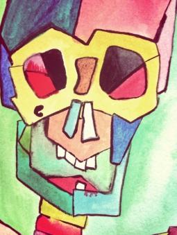 116-Skull