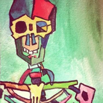 120 - Them bones