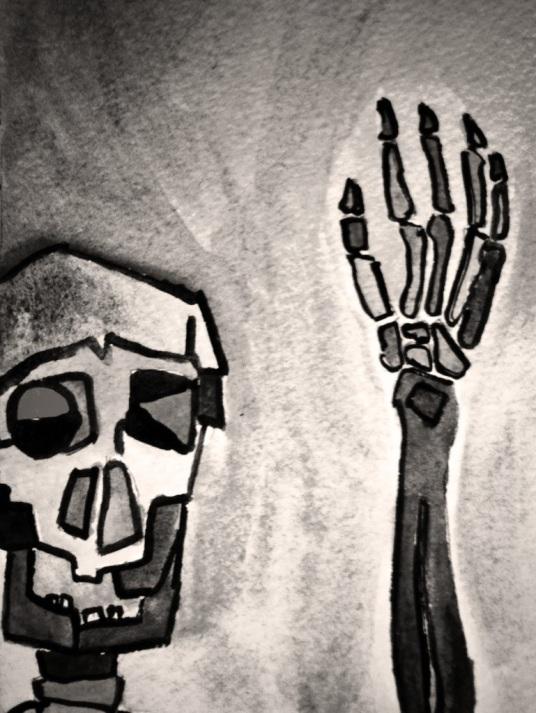 121-Them bones