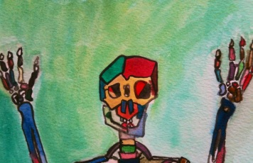 122- Them Bones