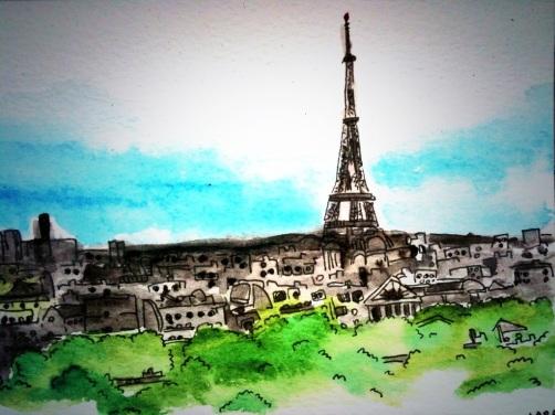 127- Eiffel Tower