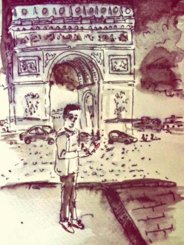 128- Champs Elysee
