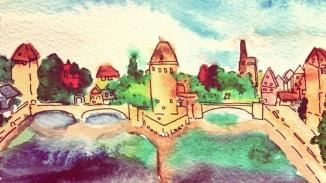 136- Stasbourg Little Paris