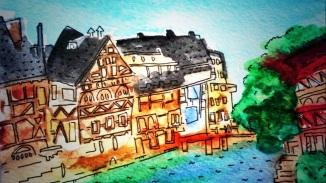 138- Strasbourg - Petite France