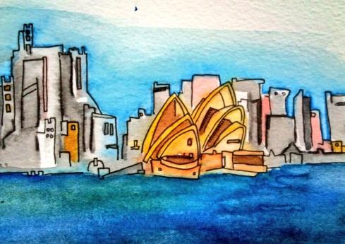 112a- Sydney Opera House