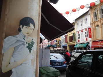 In Chinatown