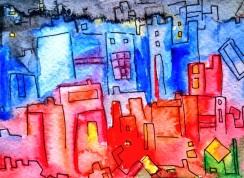 149a- Cityscape