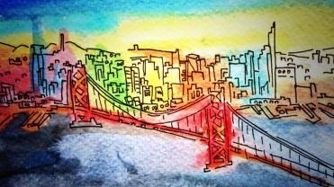 154a- San Fran Rainbow city
