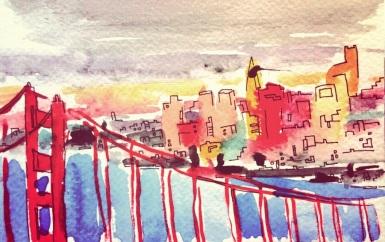 156- San Fran city