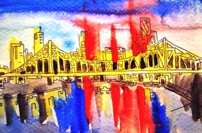 172-Brisbane bridge
