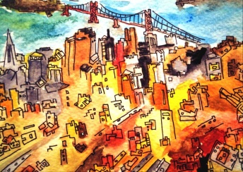 173a- San Fran revolution city