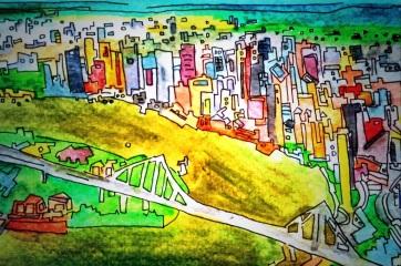 174- Brisbane river