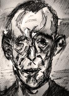 176- Lucien Freud Copy