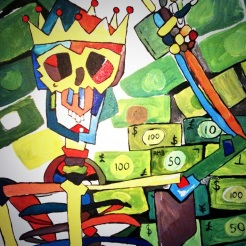 Cash is King... in progress