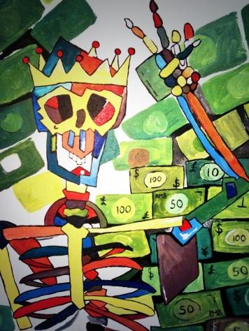 Cash is King... in progress