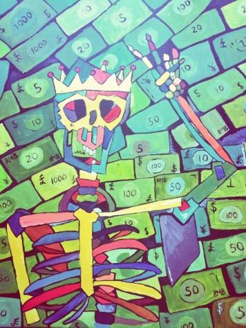 Cash is King July 2014