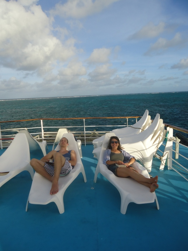Great Barrier Reef Chilling