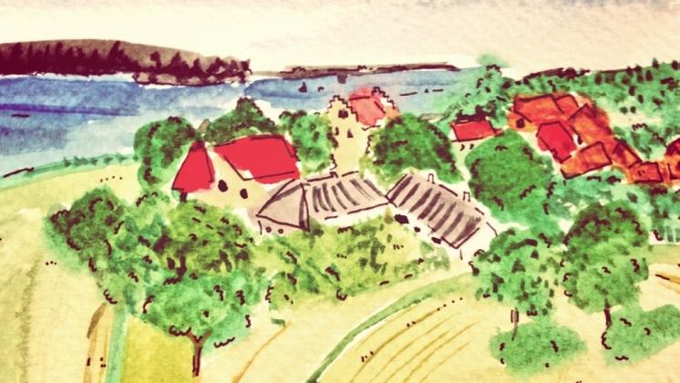 197- Visby, Gotland Sweden
