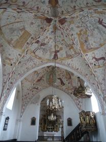 A swedish church on Faro, Gotland
