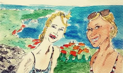 205- Croatia with Katy