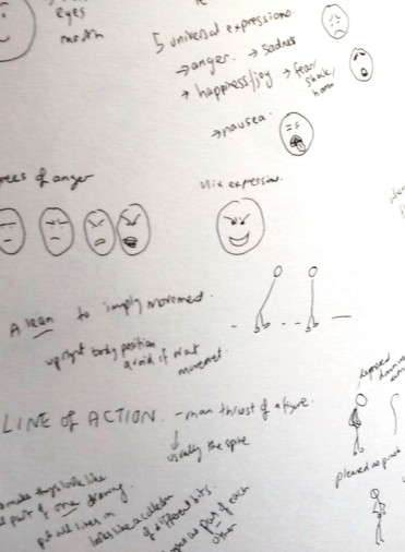 Notes on expressions