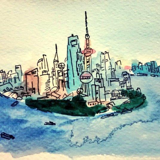 252- Shanghai