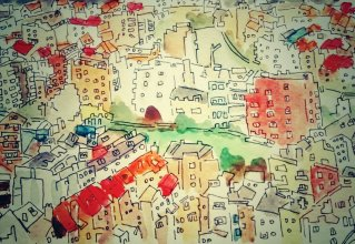 266- The ponds Flagey, Ixelles