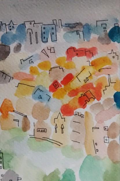 274- Ixelles in blobs